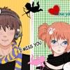 Игра Аниме: Пары валентинок