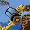 Игра Треал на тракторе 2