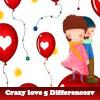 Игра Пять отличий: Безумная любовь
