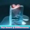 Игра Пять отличий: Сердца