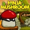 Игра Ниндзя гриб