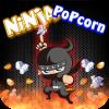 Игра Попкорн ниндзя