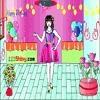 Игра Раскраска: День рождения Селены