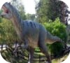 Game Allosaurus Slider