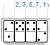 Game Domino 23-STOP