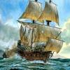 Игра Пять отличий: Пиратский корабль