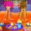 Игра Ресторан для пришельцев