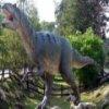 Игра Передвижной пазл: Динозавр