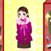 Игра Одевалка: Барби на зимней прогулке