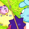 Игра Пятнашки: Смешарики