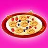 Игра печенье с орехами