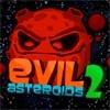 Игра Злые астероиды 2