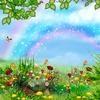 Игра Поиск предметов: Волшебный сад