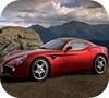 Game Alfa Romeo Puzzle