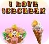 Игра Тренировка памяти: Мороженое