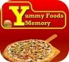 Игра Тренировка памяти: Еда