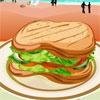 Игра Сэндвич с курицей