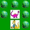 Игра Развитие памяти: Динозавры