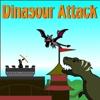 Игра Атака динозавров