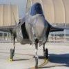 Игра Пазл: Самолет Ф-35