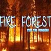 Игра Поиск чисел: Горящий лес
