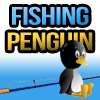 Игра Пингвин на рыбалке