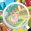 Игра Поиск чисел: Ферма