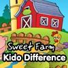 Игра Детские различия: Ферма