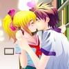 Игра Поцелуй в библиотеке