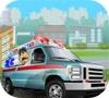 Game Ambulance Truck Driver