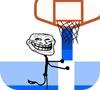 Игра Баскетбольный тролль