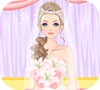 Игра Одевалка: Очаровательная невеста