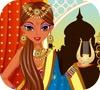 Игра Одевалка: Индийская красотка