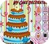 Игра Украшение торта