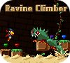 Игра Альпинист в ущелье