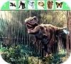 Игра Поиск предметов: Динозавры