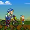 Игра Отличия: Велосипедист