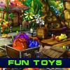 Игра Поиск предметов: Веселые игрушки