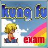 Игра Экзамен по Кунг-Фу