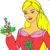 Игра Раскраска: Принцесса-волшебница