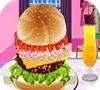 Игра Дизайн гамбургера