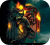 Игра Пять отличий: Битва драконов