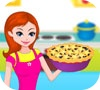 Game Blue Berry Pie Baking