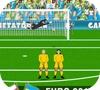 Игра ЕВРО 2012: Штрафной удар
