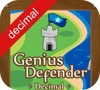 Game Genius Defender Decimal