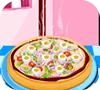 Game Sizzling Pizza Decoration