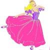 Игра Раскраска: Балерина