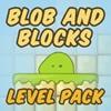 Игра Блоб и блоки: Доп. уровни