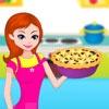 Игра Выпечка: Черничный пирог