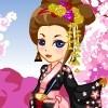 Игра Одевалка: Принцесса Казуми